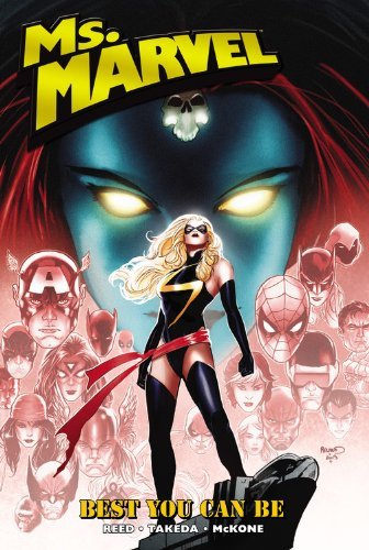 Ms. Marvel: The Best You Can Be