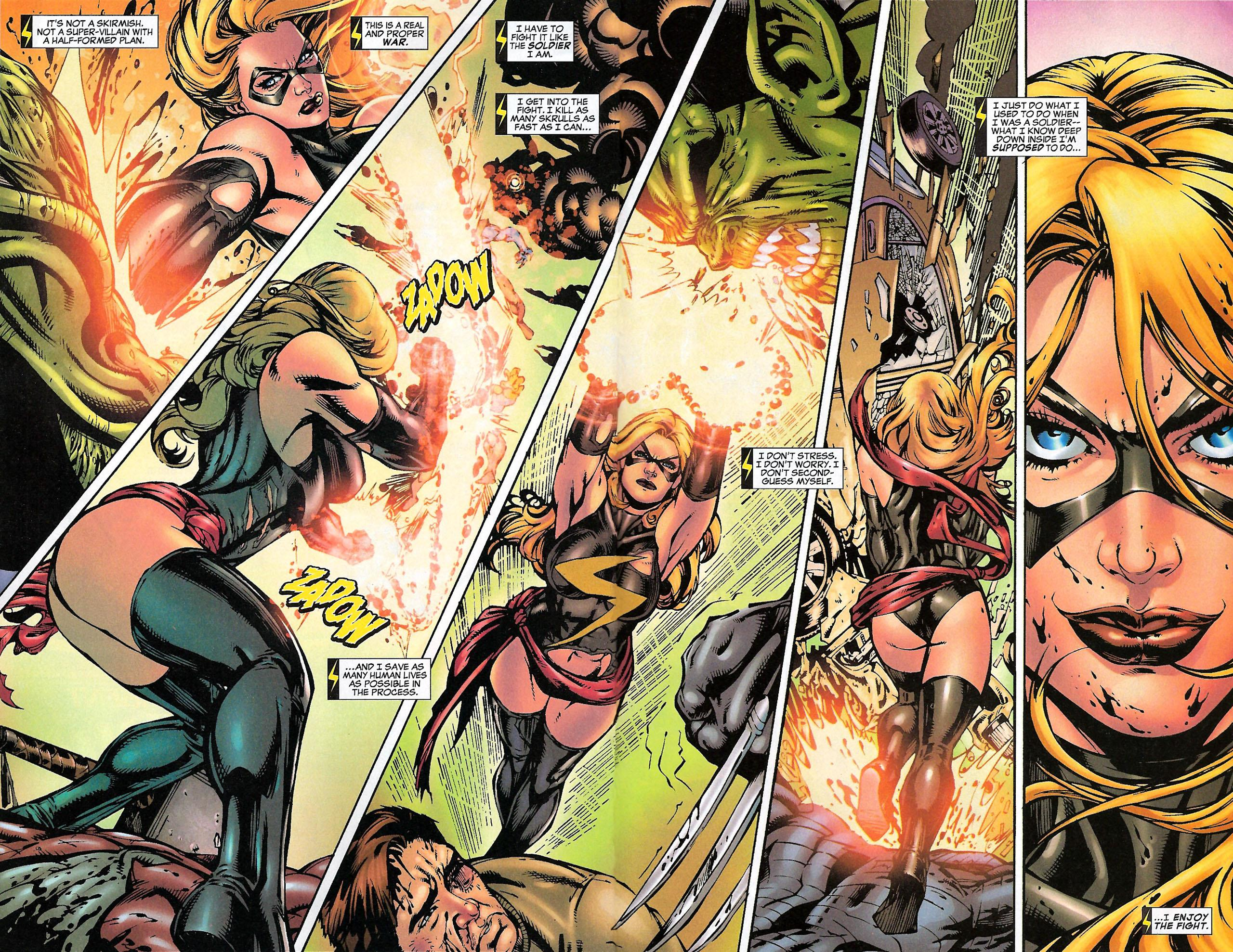 Ms Marvel Secret Invasion review