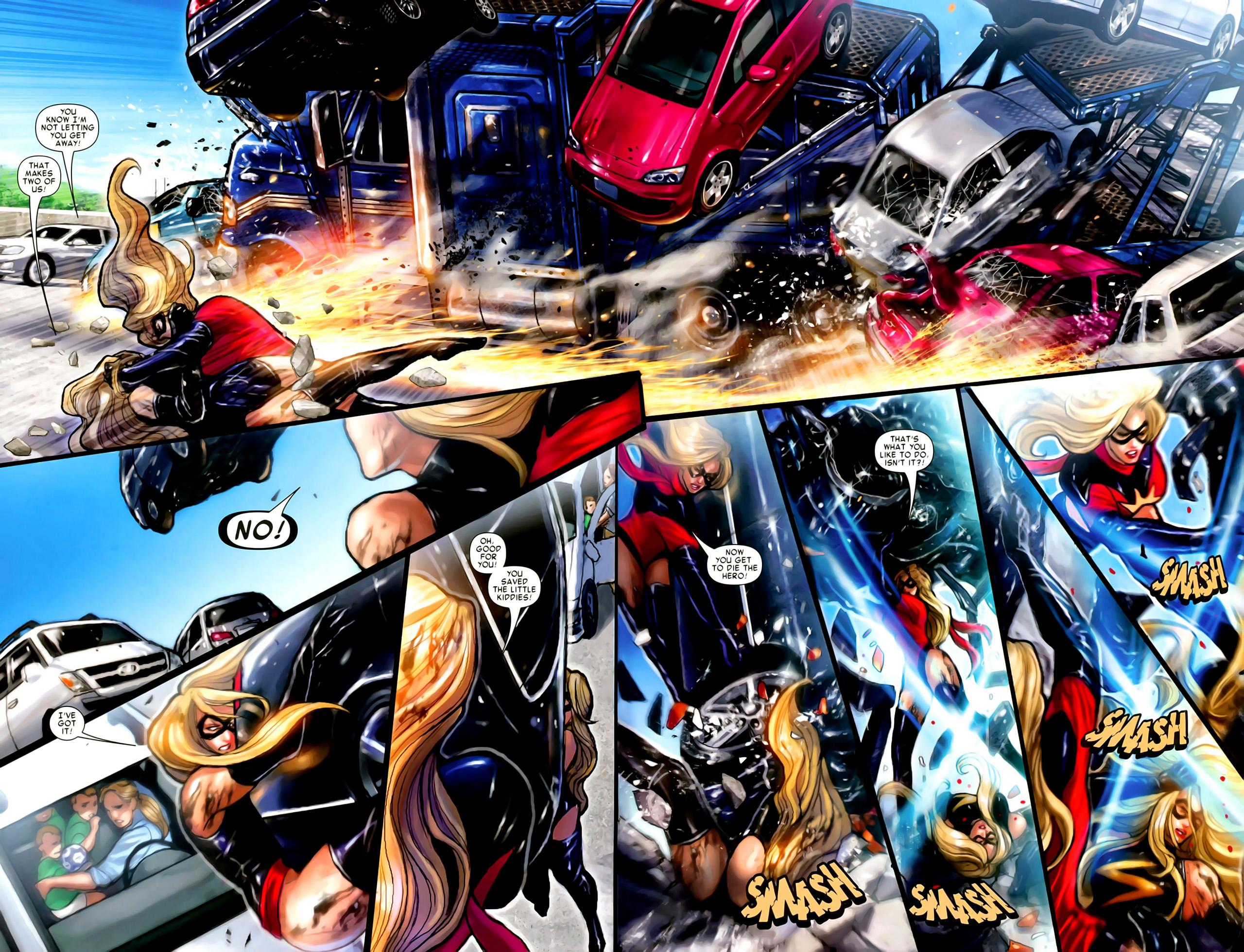 Ms Marvel War of the Marvels review