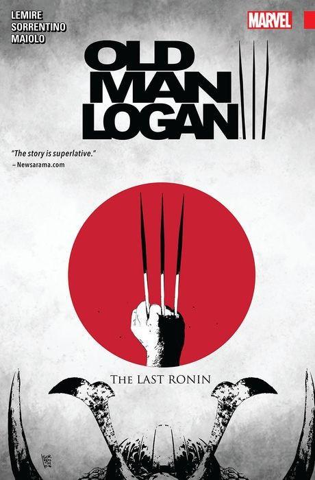 Old Man Logan: The Last Ronin
