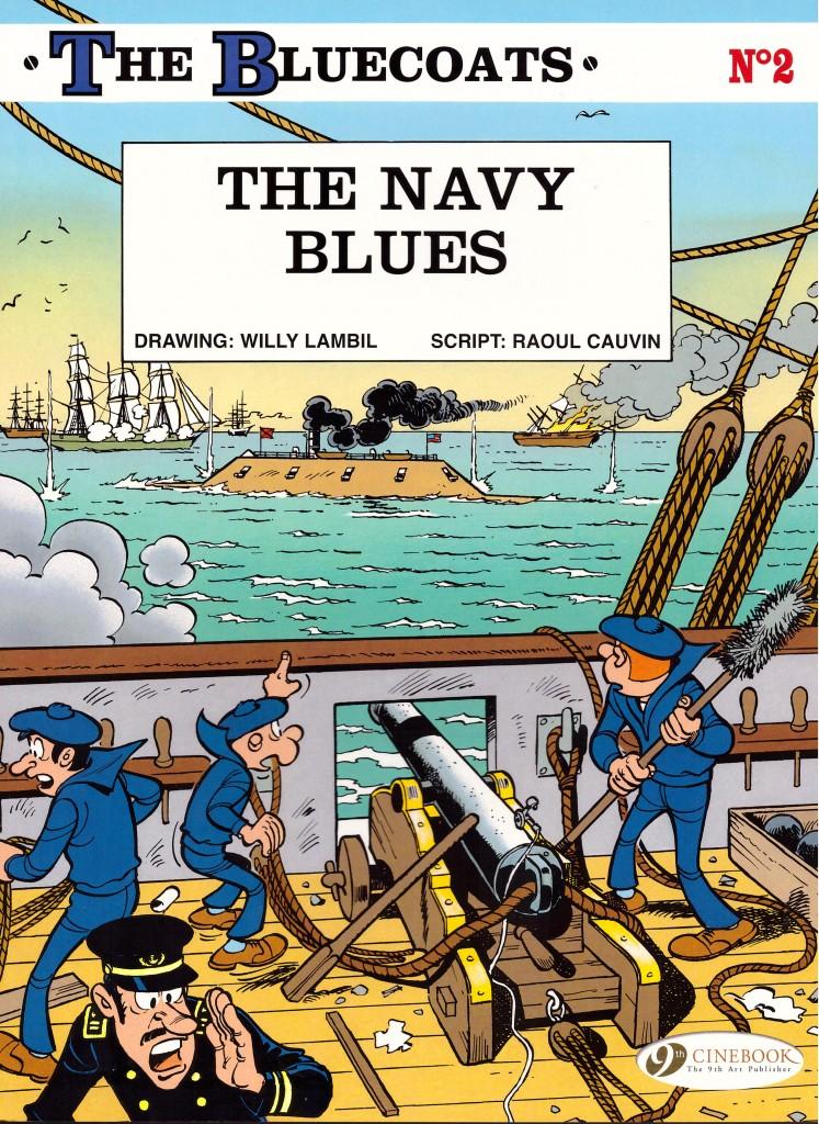 The Bluecoats: Navy Blues