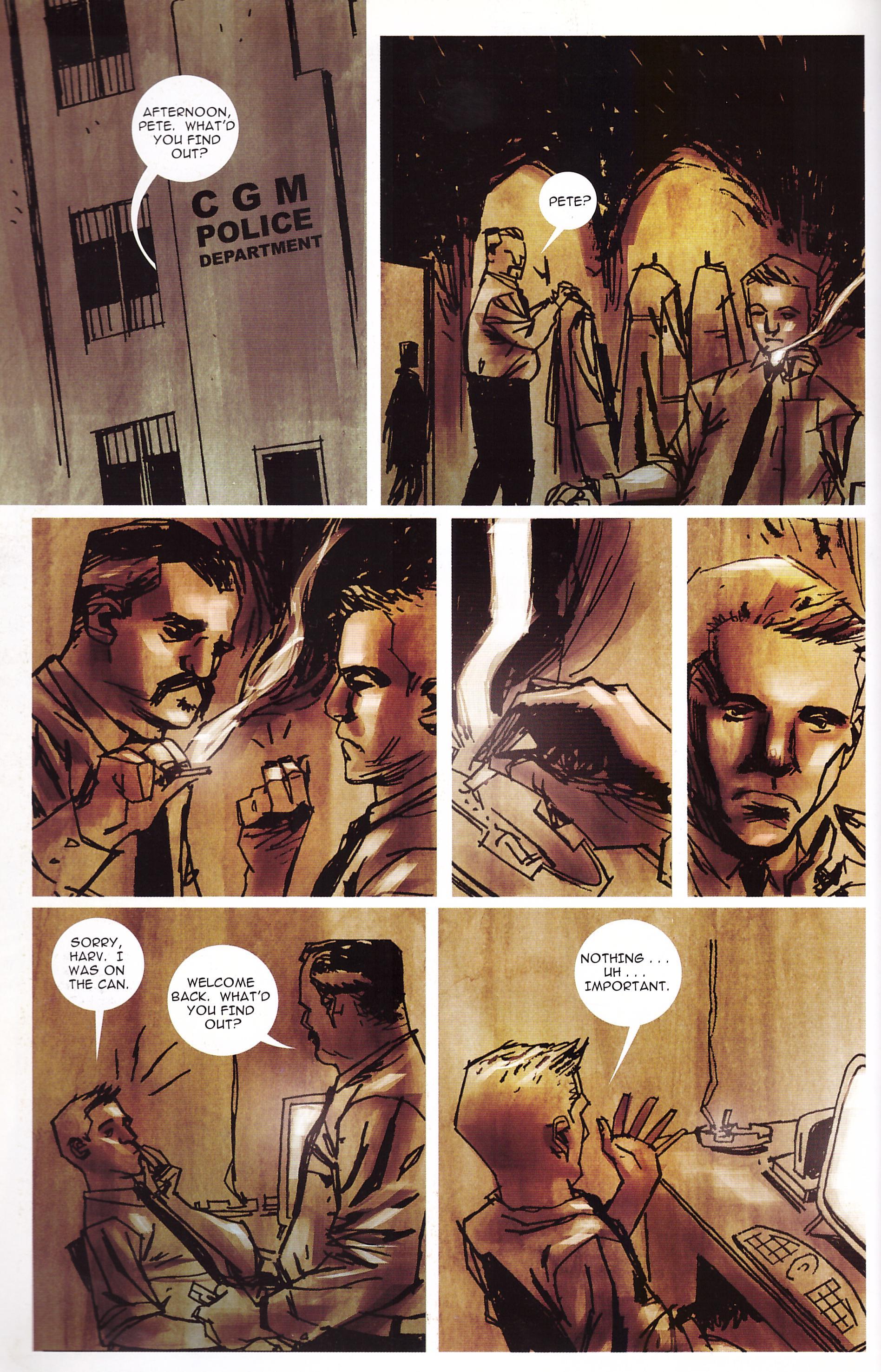 The Surrogates graphic novel review