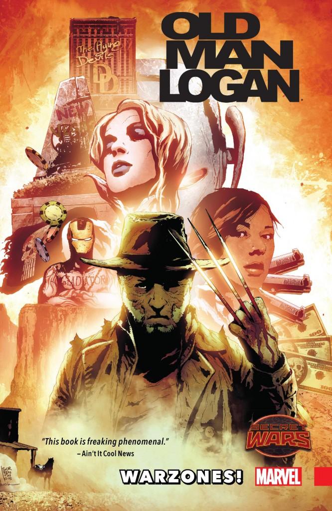 Old Man Logan: Warzones