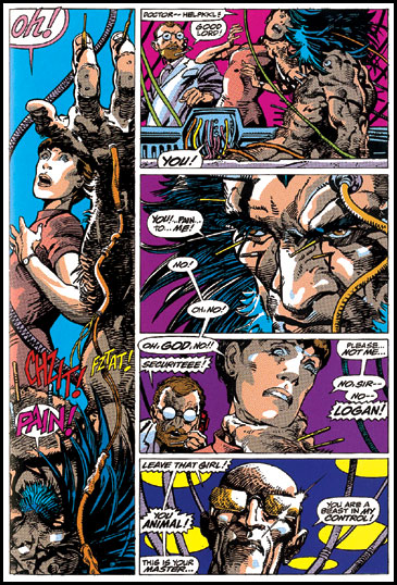 Wolverine Weapon X graphic novel review