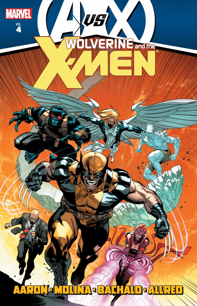 Wolverine and the X-Men Vol. 4