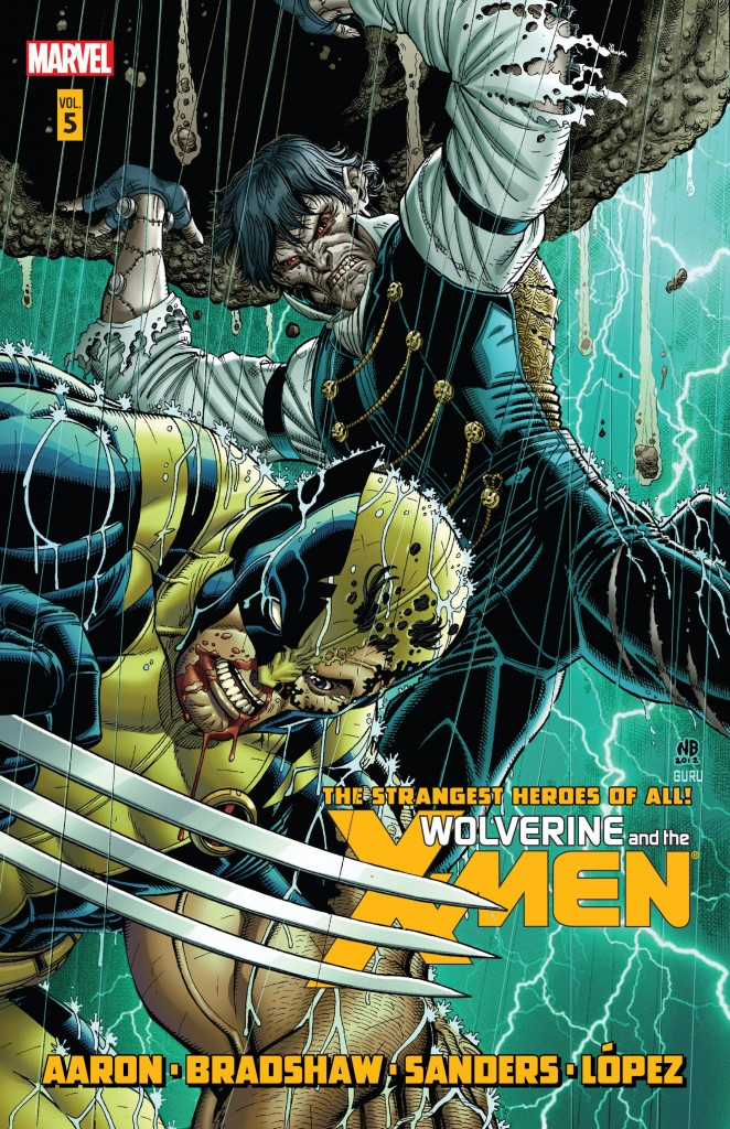 Wolverine and the X-Men Vol. 5