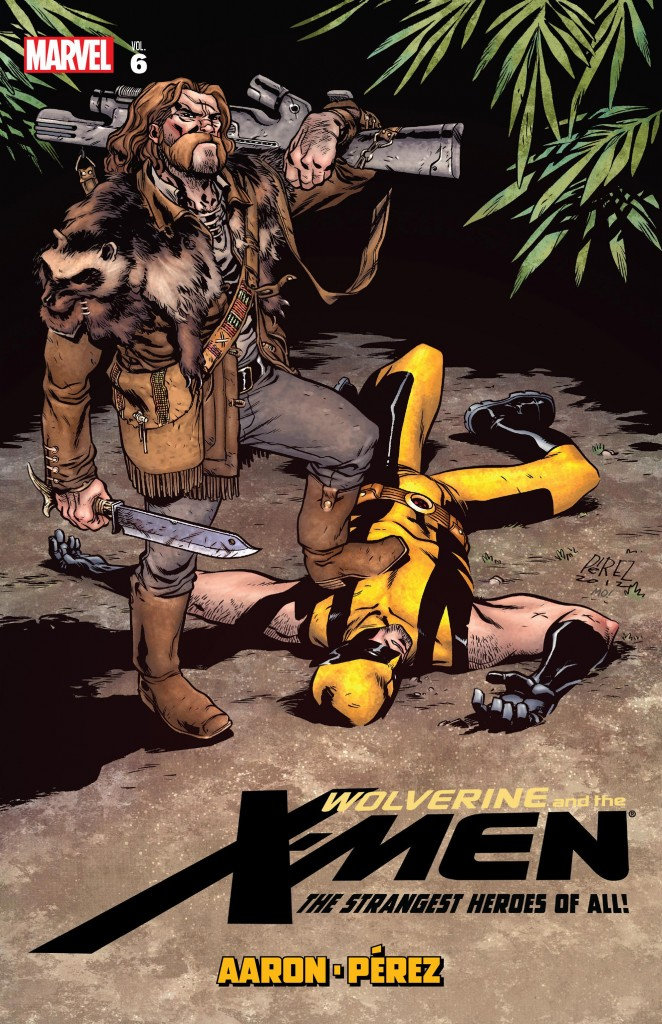 Wolverine and the X-Men Vol. 6