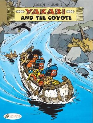 Yakari and the Coyote
