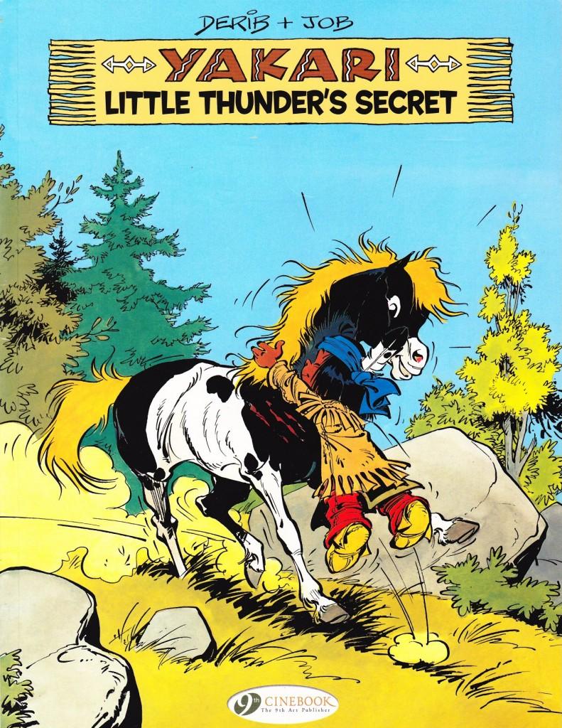 Yakari: Little Thunder's Secret