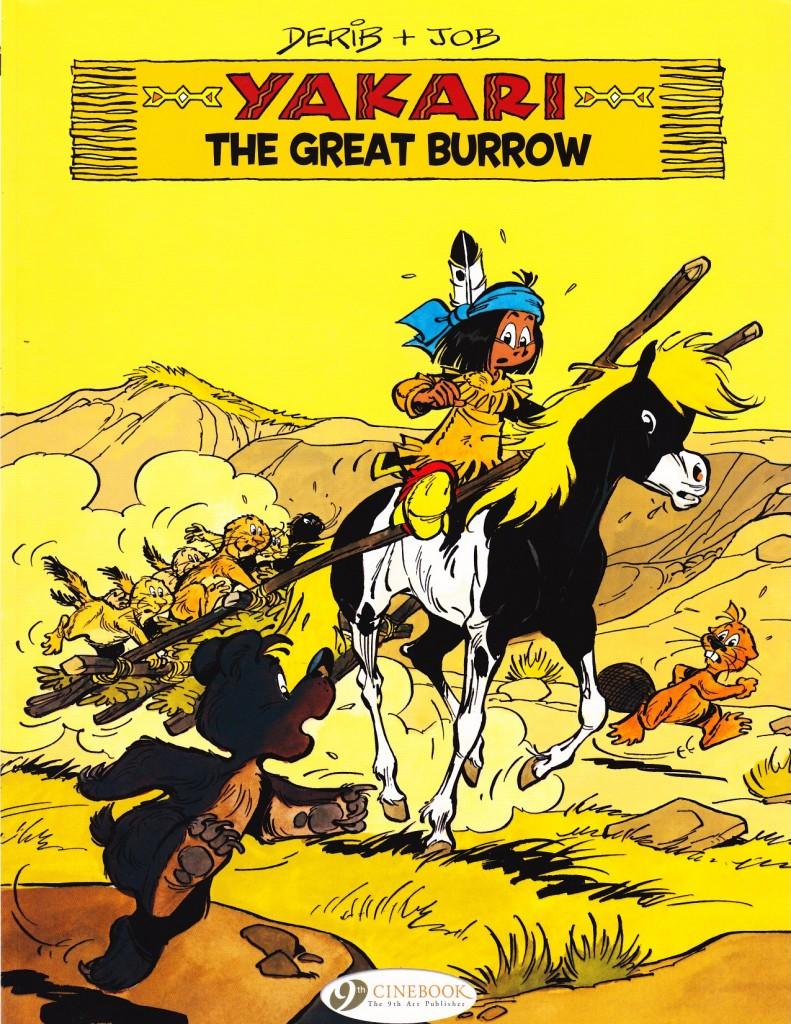 Yakari: The Great Burrow