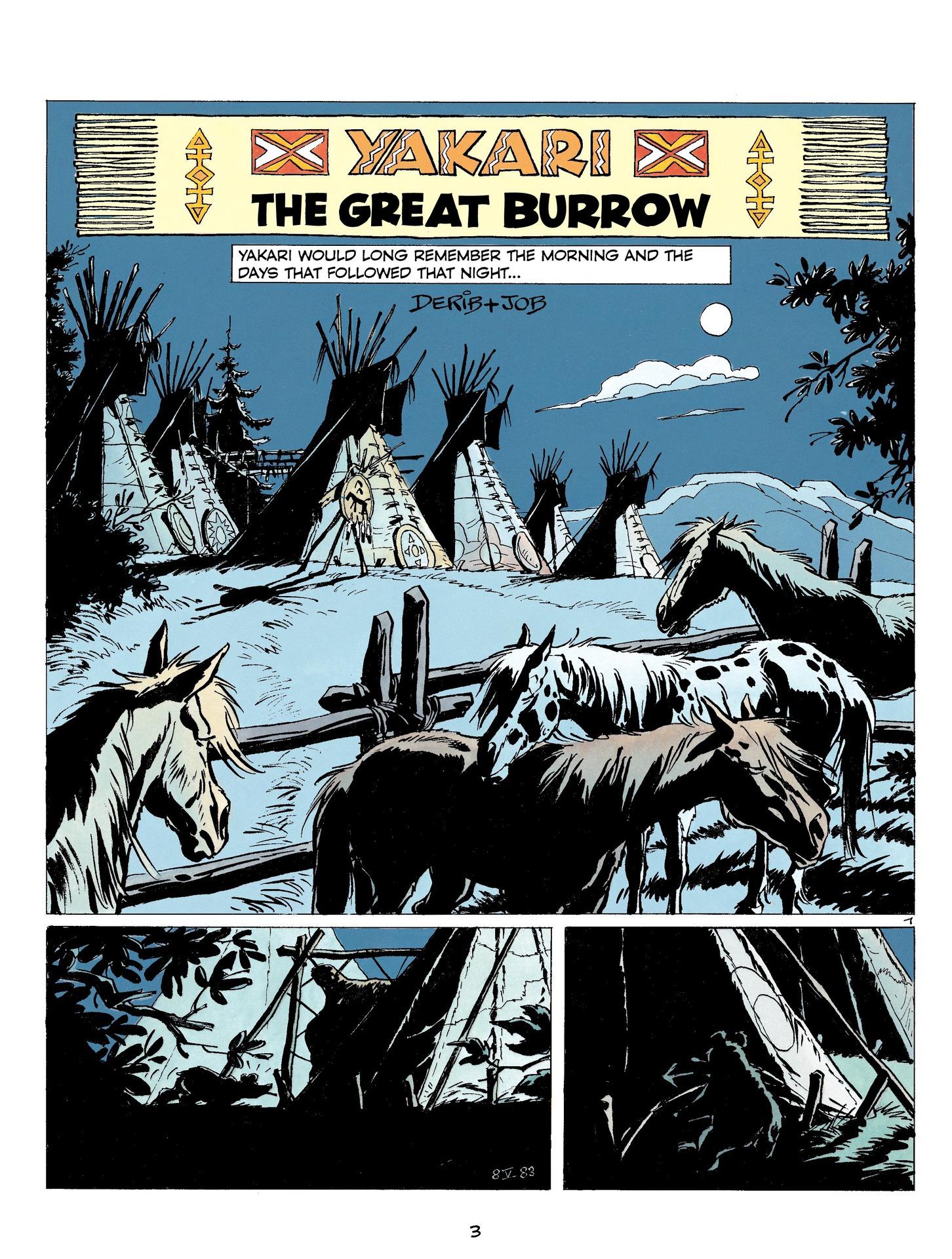 Yakari The Great Burrow Review