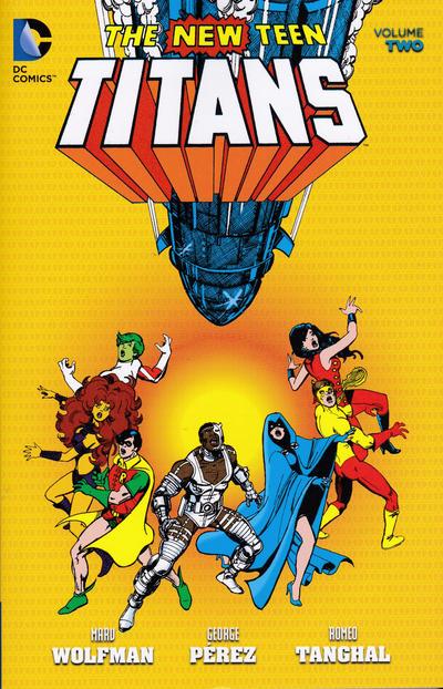 The New Teen Titans Volume 2