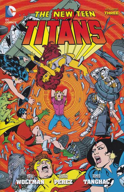 The New Teen Titans Volume 3