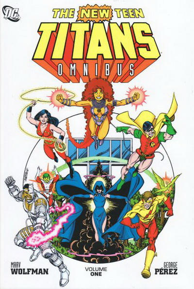 The New Teen Titans Omnibus Volume 1