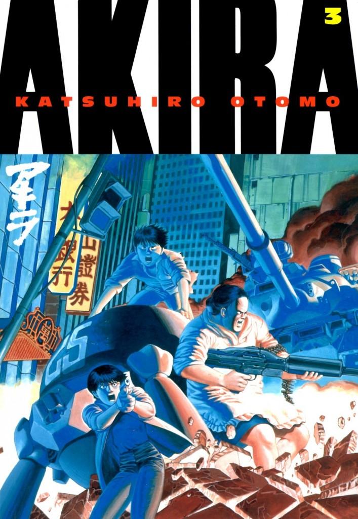 Akira – Volume Three
