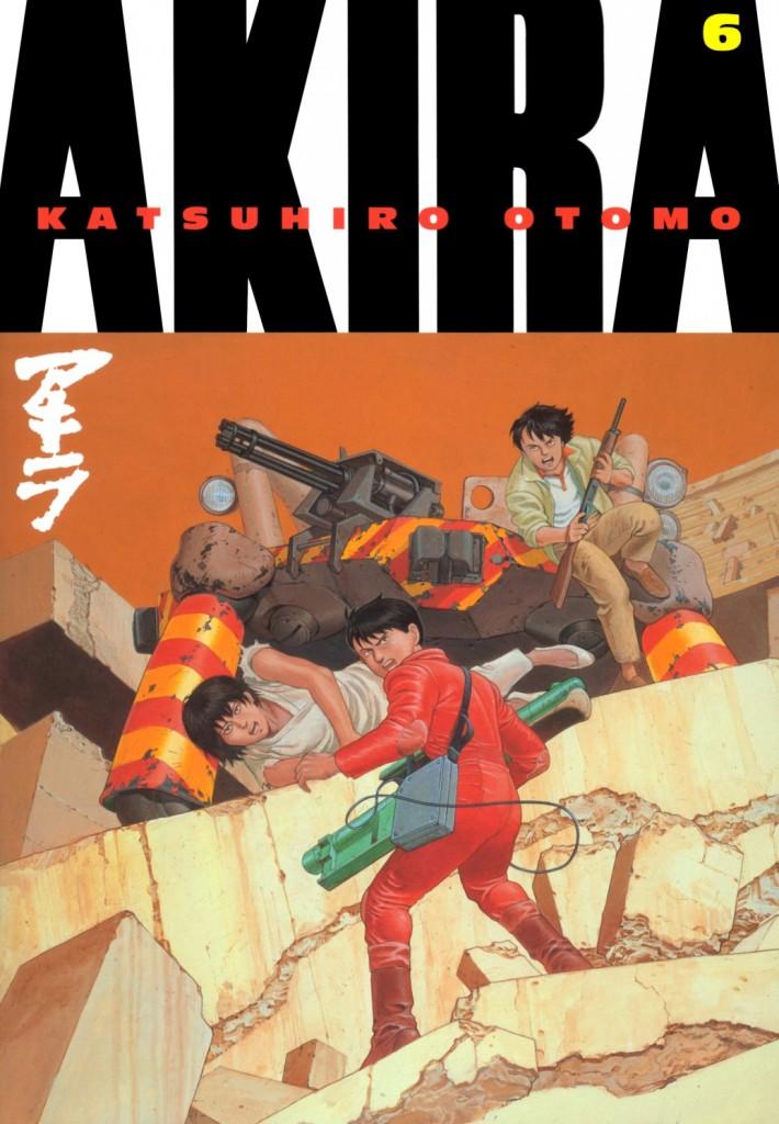 Akira – Volume Six