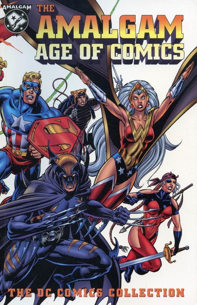 The Amalgam Age of Comics: The DC Collection
