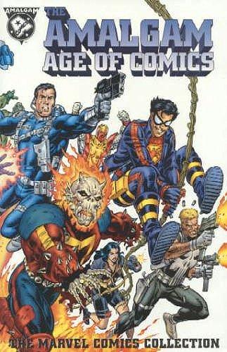 The Amalgam Age of Comics: The Marvel Collection