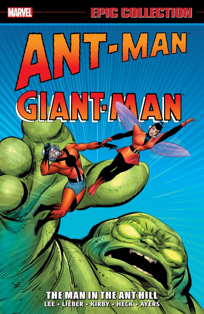 Marvel Epic Collection: Ant-Man/Giant-Man