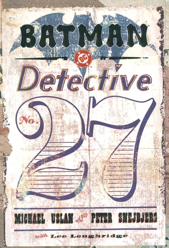 Batman: Detective No. 27