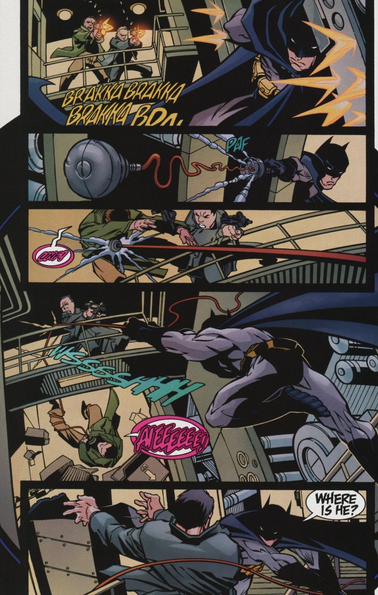 Batman False Faces review