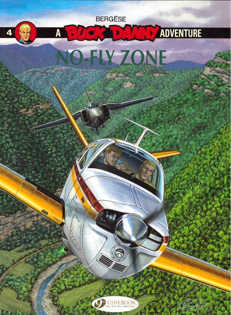Buck Danny: No Fly Zone