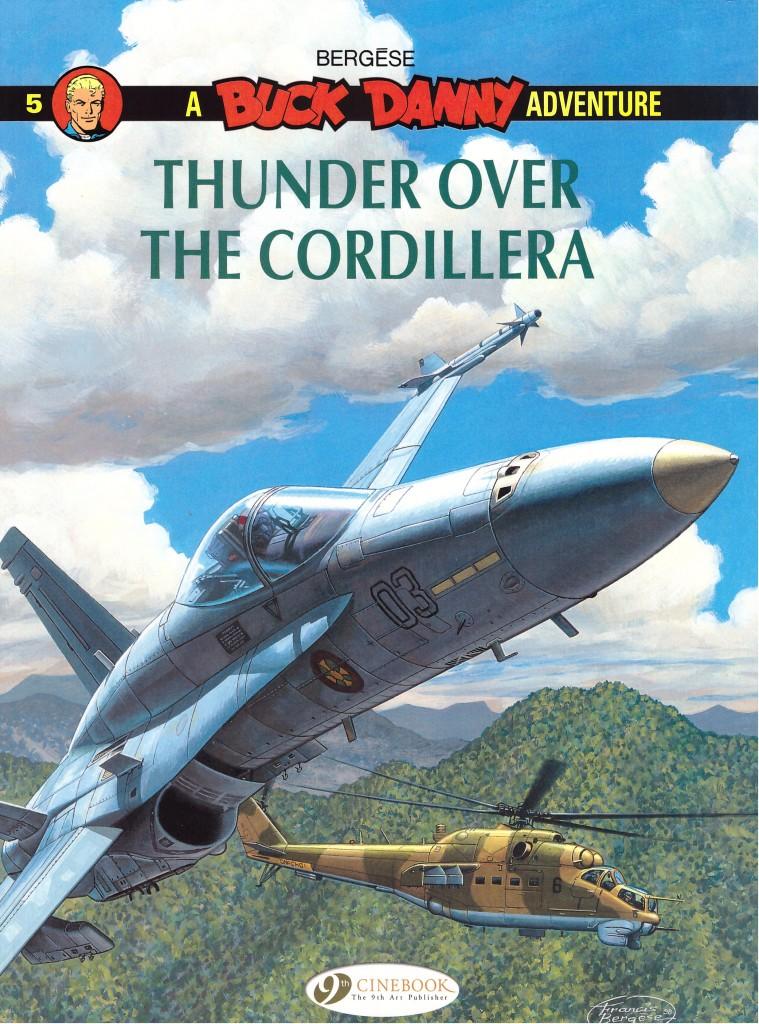 Buck Danny: Thunder over the Cordillera