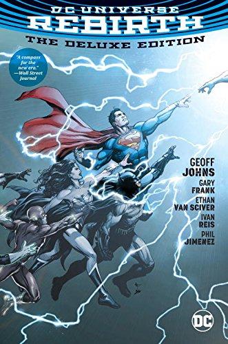 DC Universe Rebirth: The Deluxe Edition