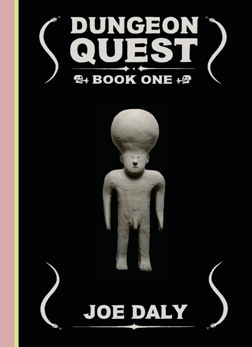 Dungeon Quest Book One