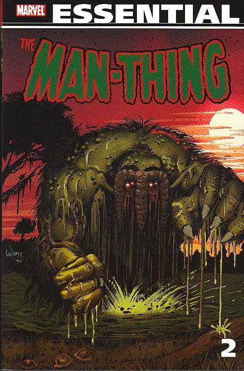 Essential Man-Thing Volume 2