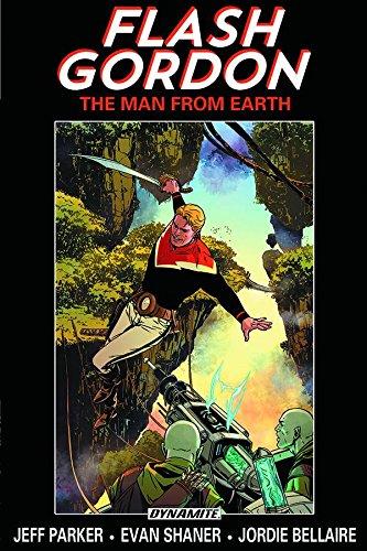 Flash Gordon: The Man From Earth