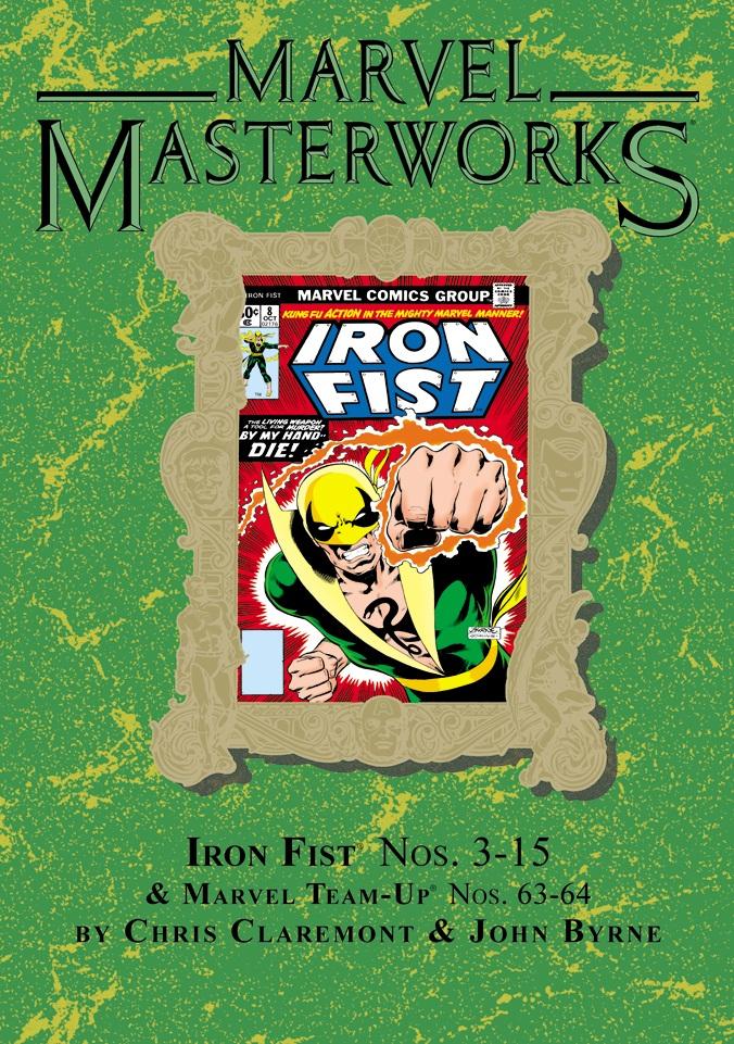 Marvel Masterworks: Iron Fist Volume 2
