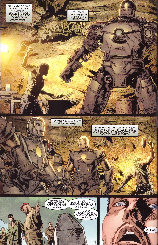 Iron Man War of the Iron Men review