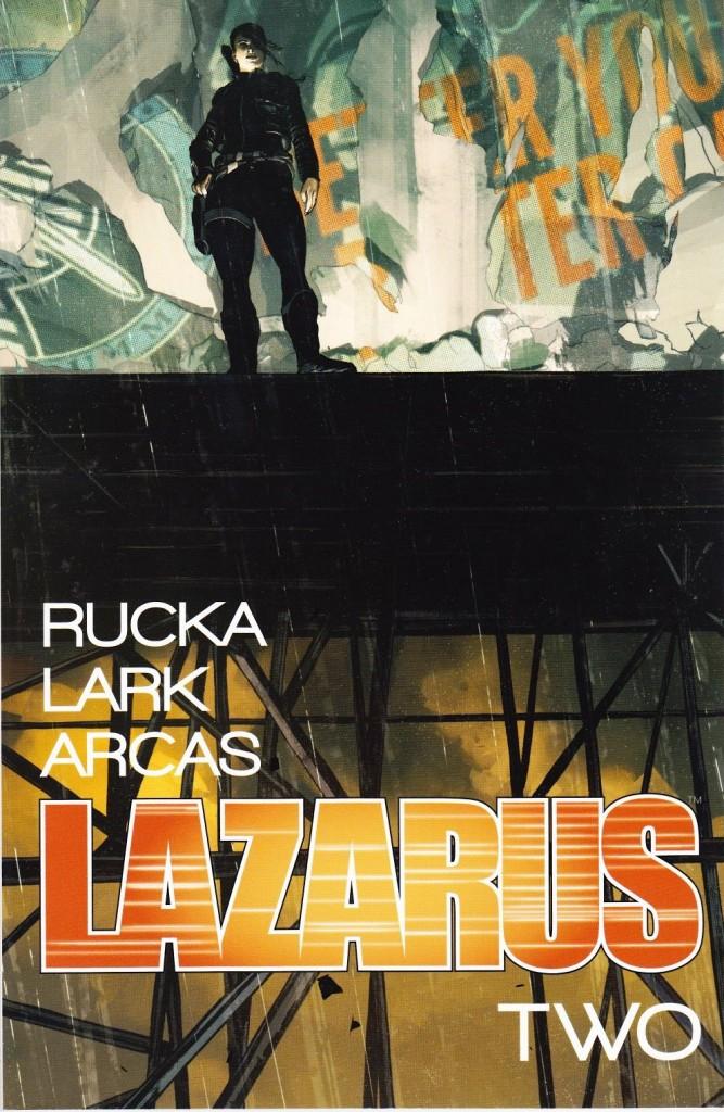 Lazarus Volume Two: Lift