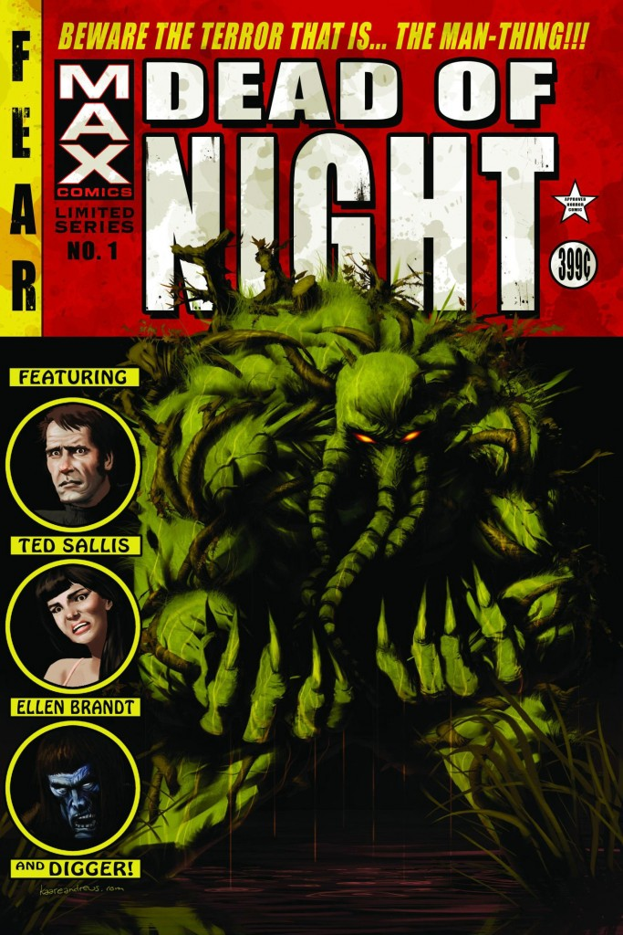 Dead of Night: Man-Thing