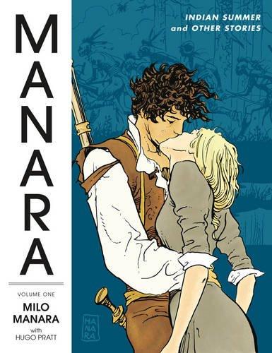 The Manara Library Volume One