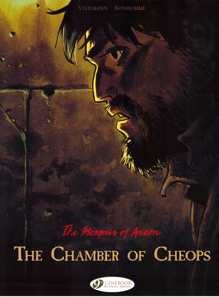 The Marquis of Anaon: The Chamber of Cheops