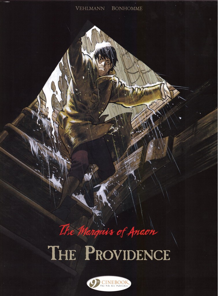 The Marquis of Anaon: The Providence