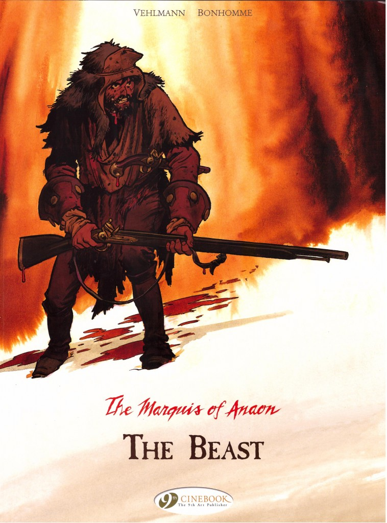 The Marquis of Anaon: The Beast