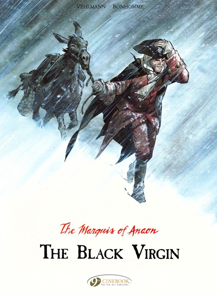The Marquis of Anaon: The Black Virgin