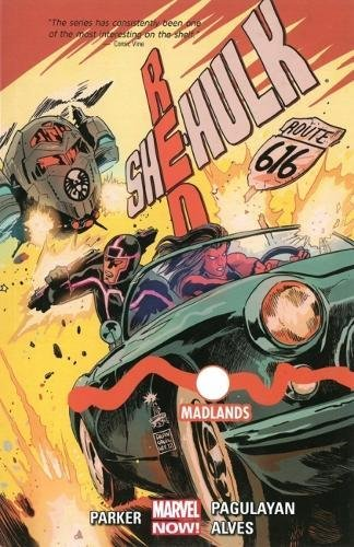 Red She-Hulk: Route 616