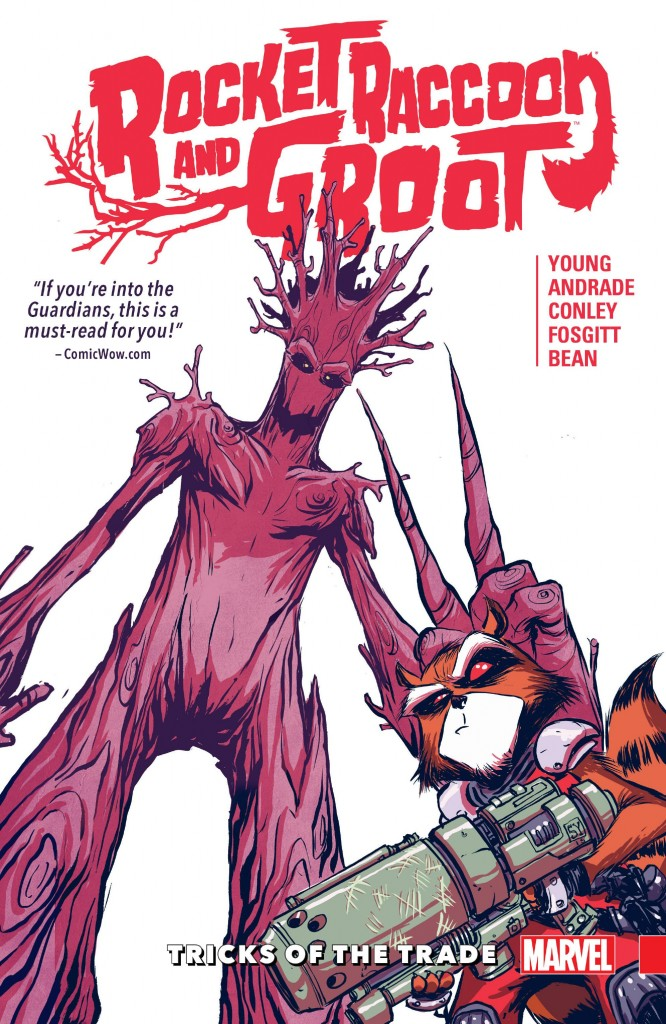 Rocket Raccoon and Groot: Tricks of the Trade