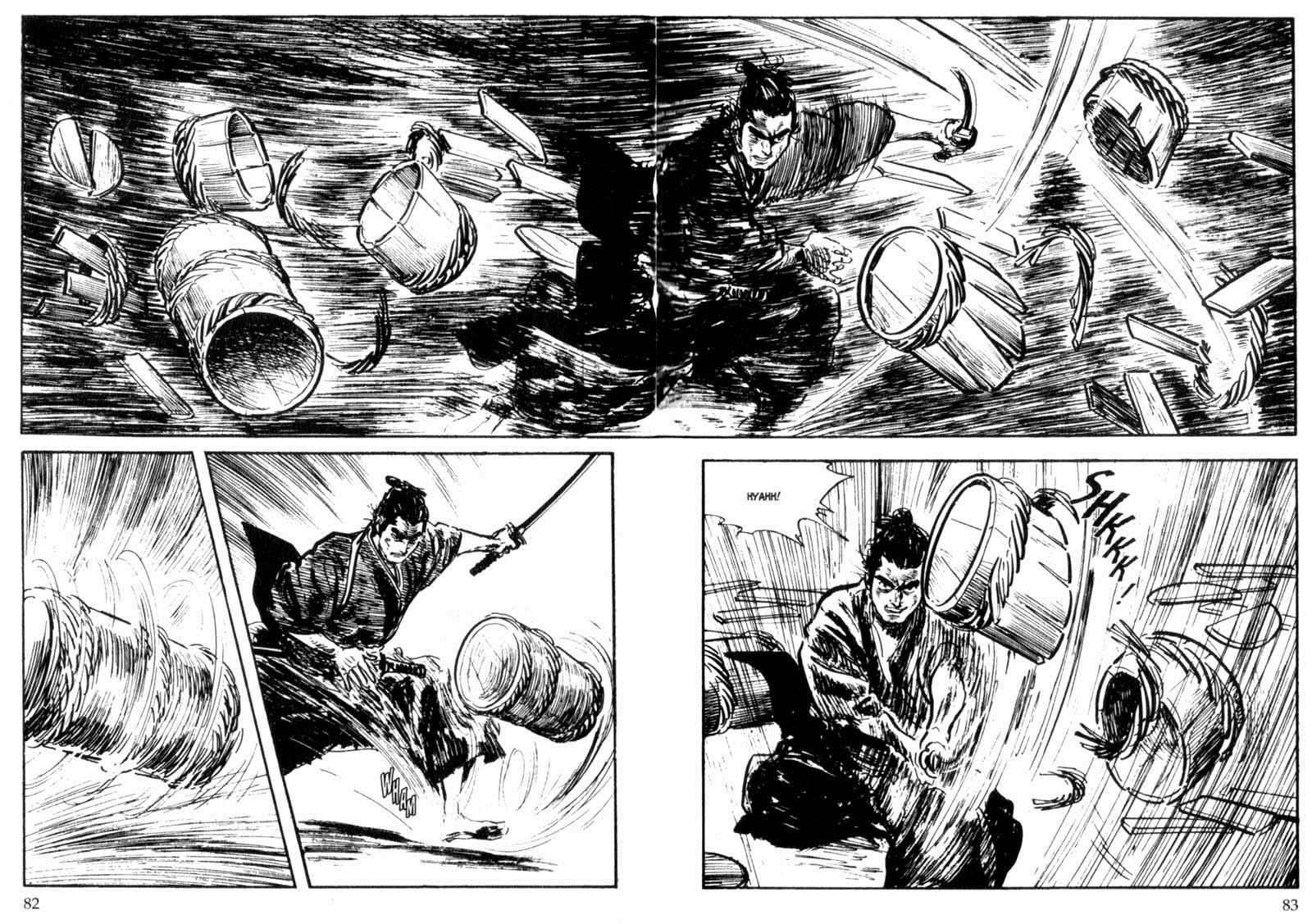Samurai Executioner Volume 1: When the Demon Knife Weeps review