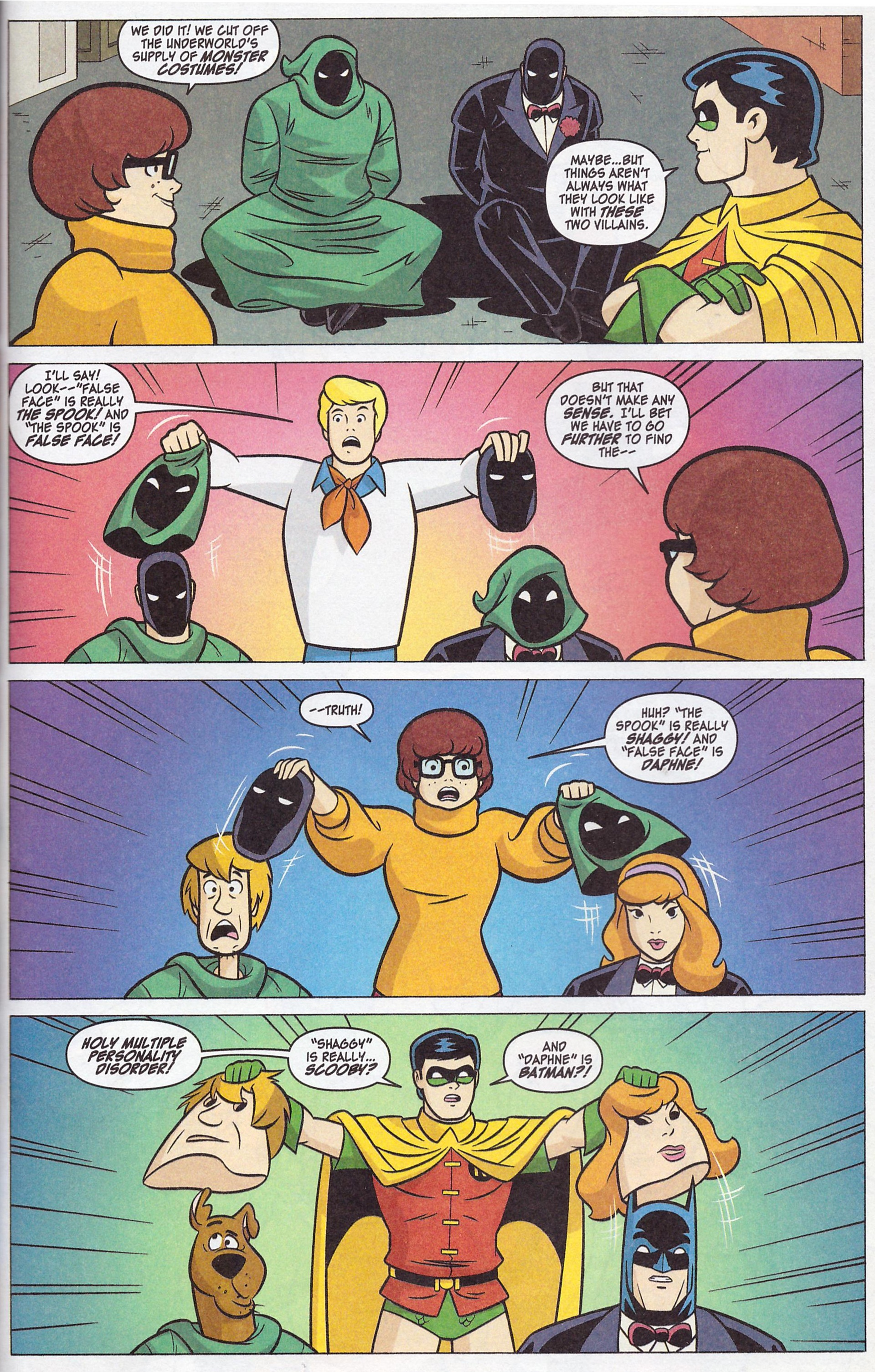 Scooby-Doo Team-Up vol 1 review