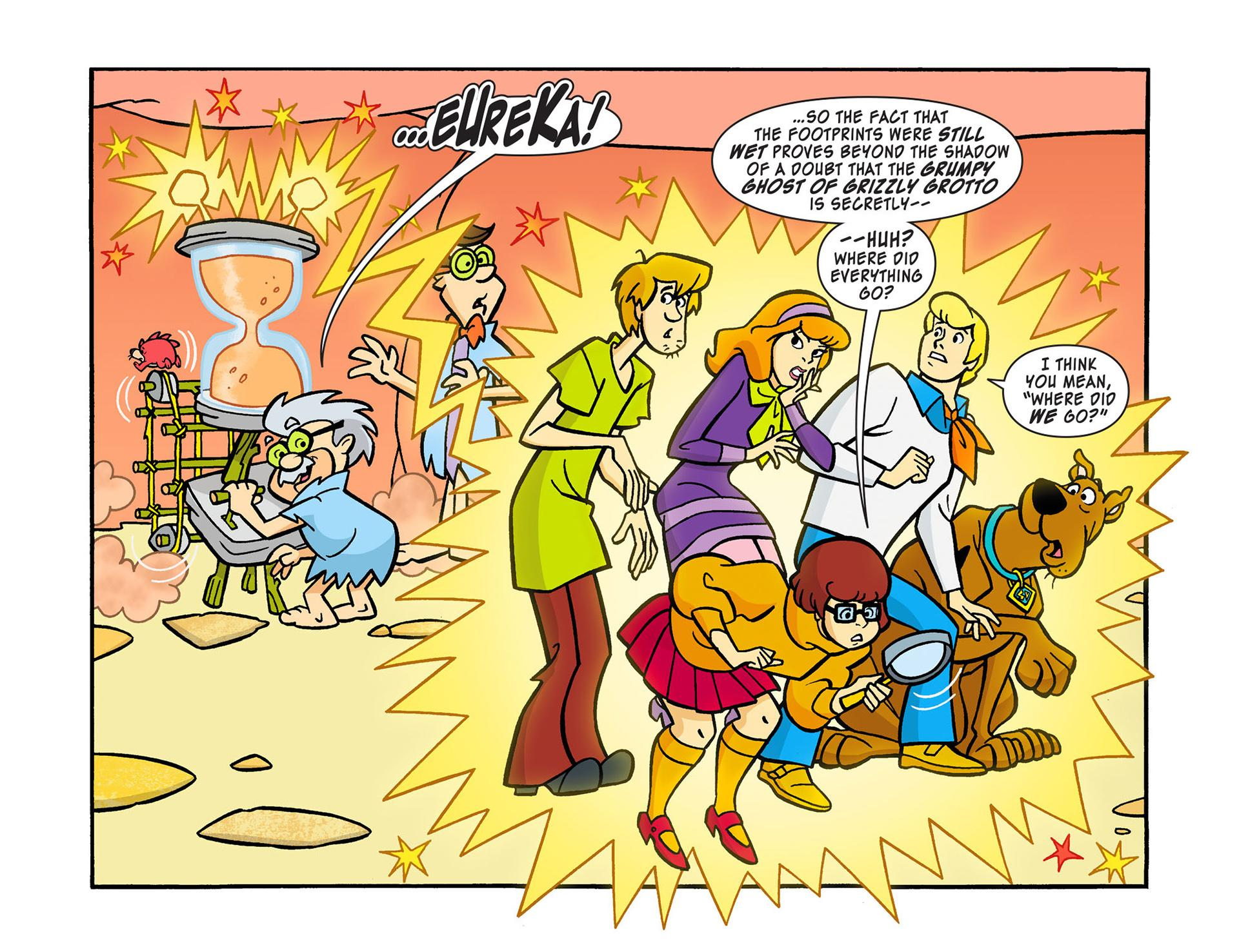 Scooby-Doo Team-Up vol 2 review