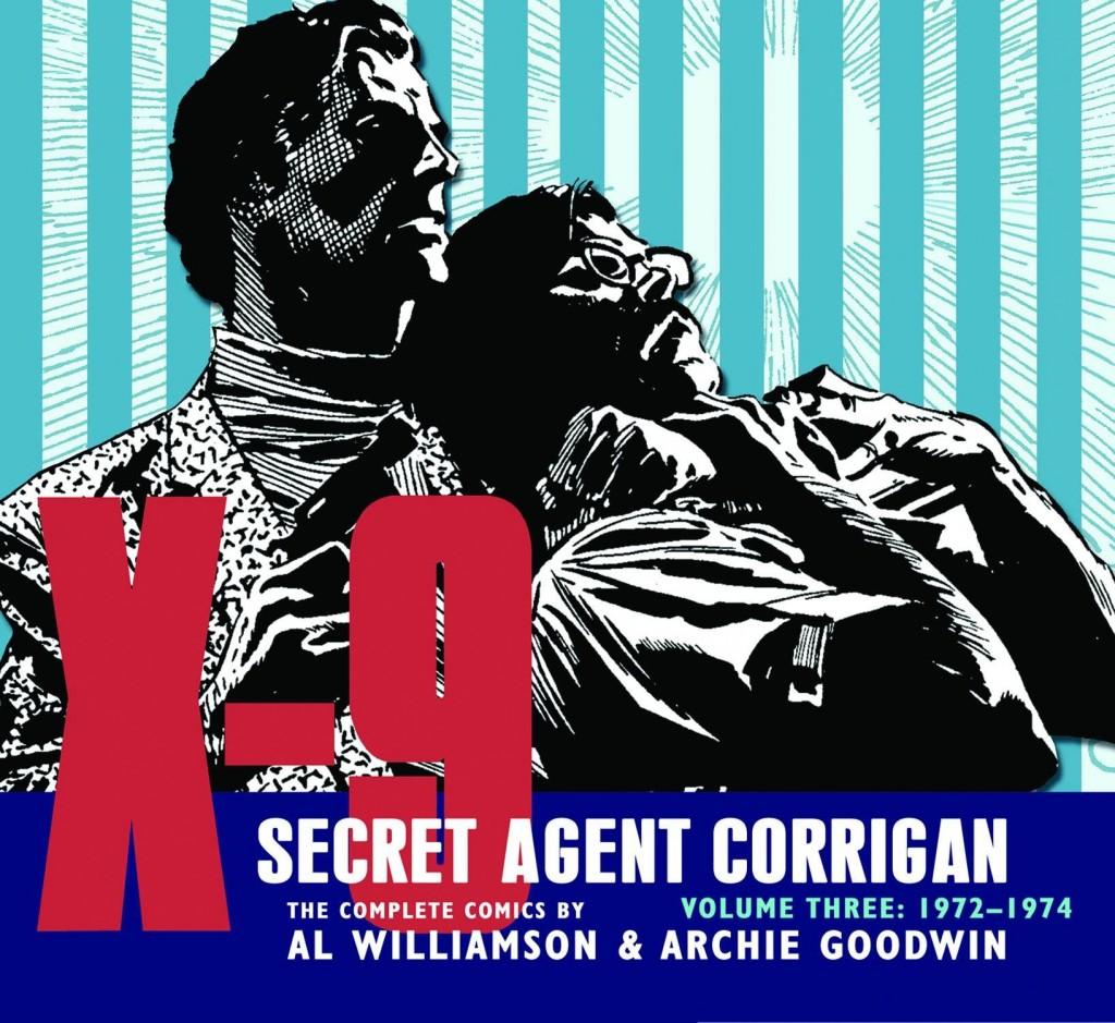 Secret Agent Corrigan Volume Three: 1972-1974