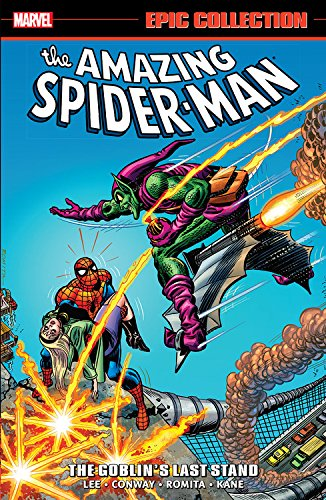 Marvel Epic Collection: Amazing Spider-Man – The Goblin's Last Stand