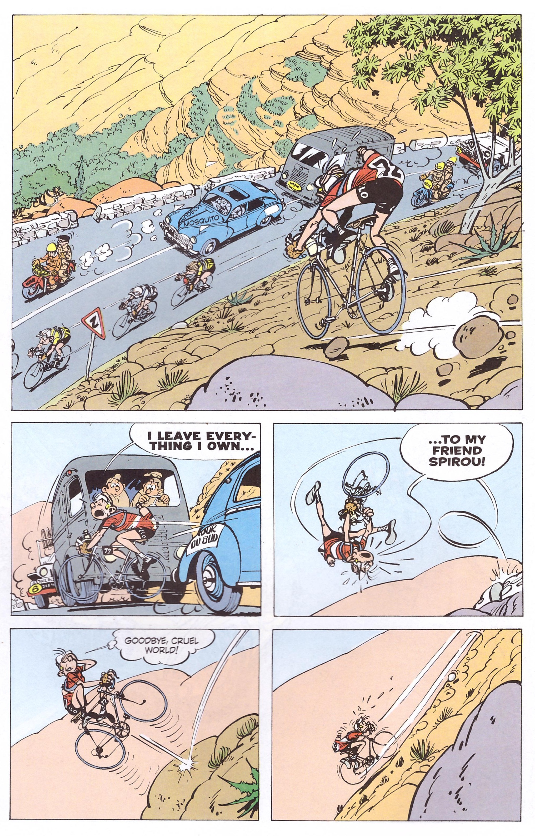 Spirou & Fantasio The Wrong Head review