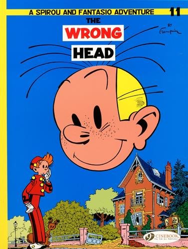 Spirou and Fantasio: The Wrong Head
