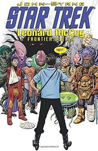 Star Trek: Leonard McCoy – Frontier Doctor